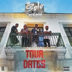 Solo and The BETR Gang - Ngeke Bas'tshele (Dbn) [feat. DreamTeam] [DLX]